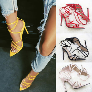 Ankle Strap Pumps - Boujee Boutique Incorporated