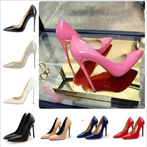Pointed Toe Stilettos - Boujee Boutique Incorporated