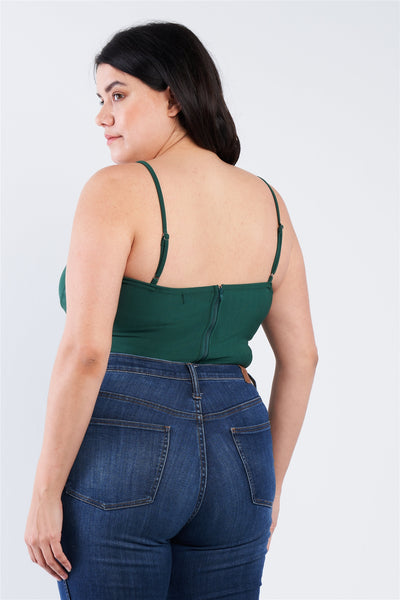 Plus Size Bodysuit - Boujee Boutique Incorporated
