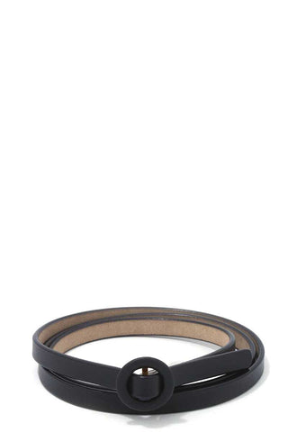 Pu Leather Belt - Boujee Boutique Incorporated