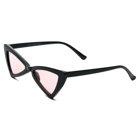 FIRENZE | S1053 - Women High Pointed Cat Eye Sunglasses - Boujee Boutique Incorporated