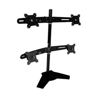 The Quad Monitor Stand Mount