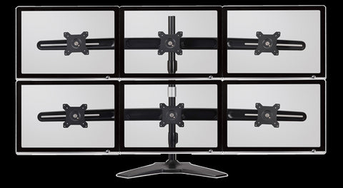 The Hex Monitor Stand Mount