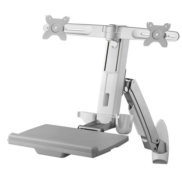 Dual Combo Workstation Wall Mount - AMR2AWS