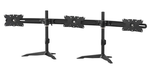"Triple 32"" Monitor Stand Mount"