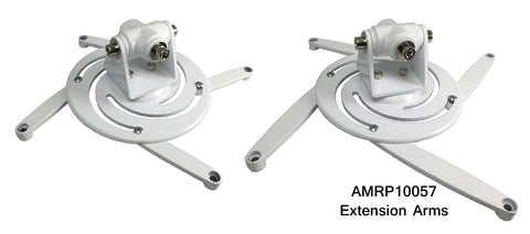 "AMRP10057B | AMRP100B Extension arms | for 15.7"" Length"