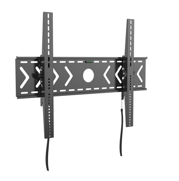 Heavy Duty Tilting Flat Panel Wall Mount Supports 42-120+ inch TVs BIGASSMOUNT250T