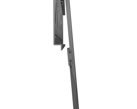 Heavy Duty Fixed Flat Panel Wall Mount Supports 42-120+ inch TVs BIGASSMOUNT250