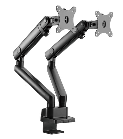 Dual Monitor Mount With Dual Articulating Arms - HYDRA2B by Amer Mounts