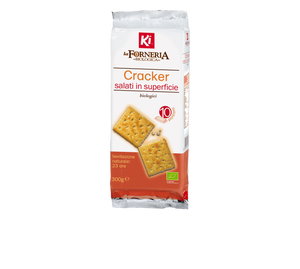 Cracker Salati in Superficie 300 g