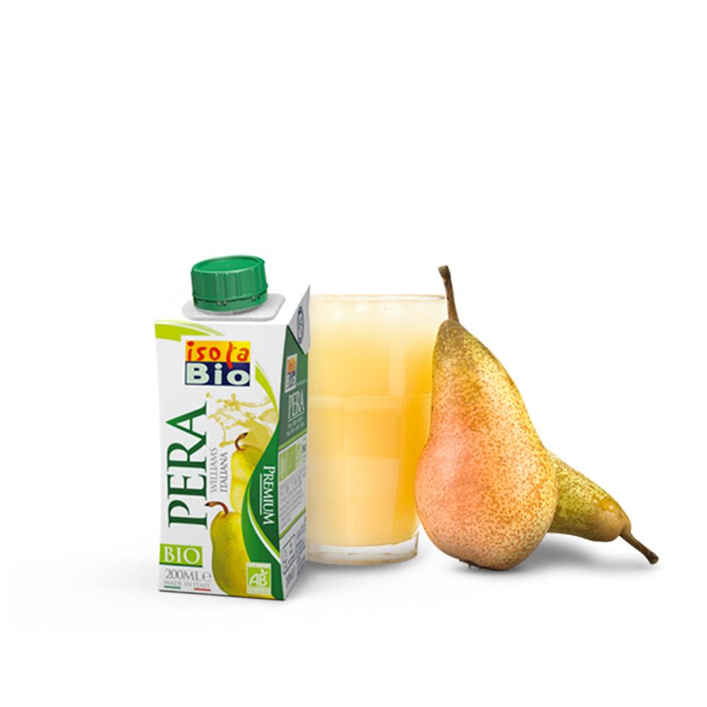 Succo Pera Bio 200 ml