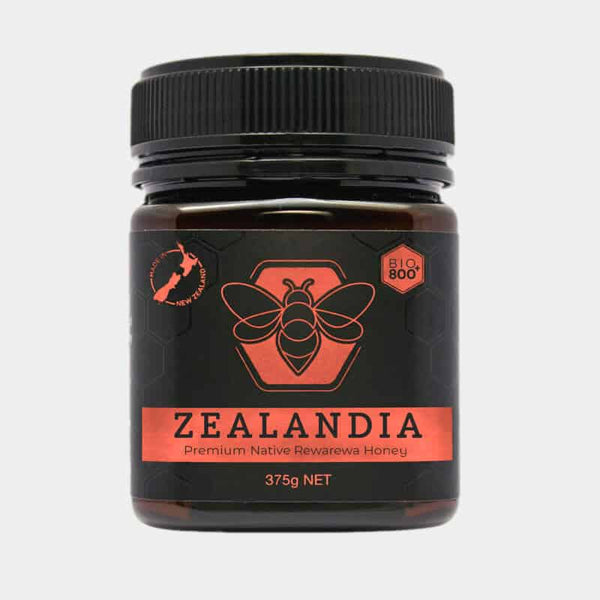 Zealandia Honey® Rewarewa