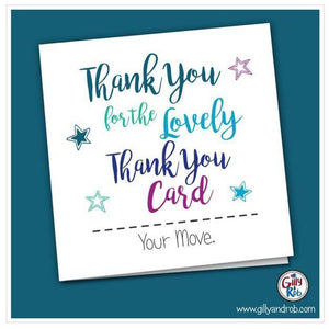 Thank You Cards-Nook & Cranny Gift Store-2019 National Gift Store Of The Year-Ireland-Gift Shop-Gifts for