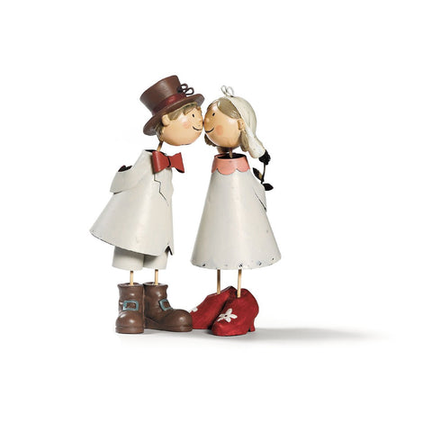 Kissing Pair (Magnetic heads) ...-Nook & Cranny Gift Store-2019 National Gift Store Of The Year-Ireland-Gift Shop