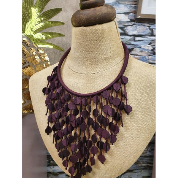 100% Silk Khymer Handcrafted Necklace-Nook & Cranny Gift Store-2019 National Gift Store Of The Year-Ireland-Gift Shop