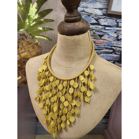 100% Silk Khymer Handcrafted Necklace-Nook and Cranny - 2019 REI National Gift Store of the Year