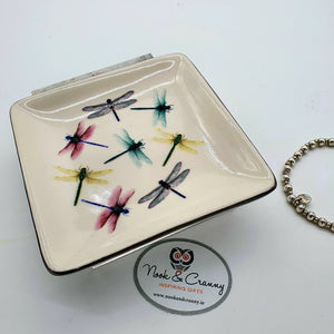 Dragonflies dish ...-Nook & Cranny Gift Store-2019 National Gift Store Of The Year-Ireland-Gift Shop