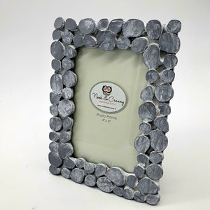 Pebble Photo Frame (5 x 7cms photo)-Nook & Cranny Gift Store-2019 National Gift Store Of The Year-Ireland-Gift Shop