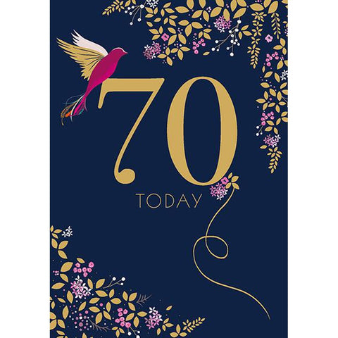 70 Today - Card-Nook & Cranny Gift Store-2019 National Gift Store Of The Year-Ireland-Gift Shop