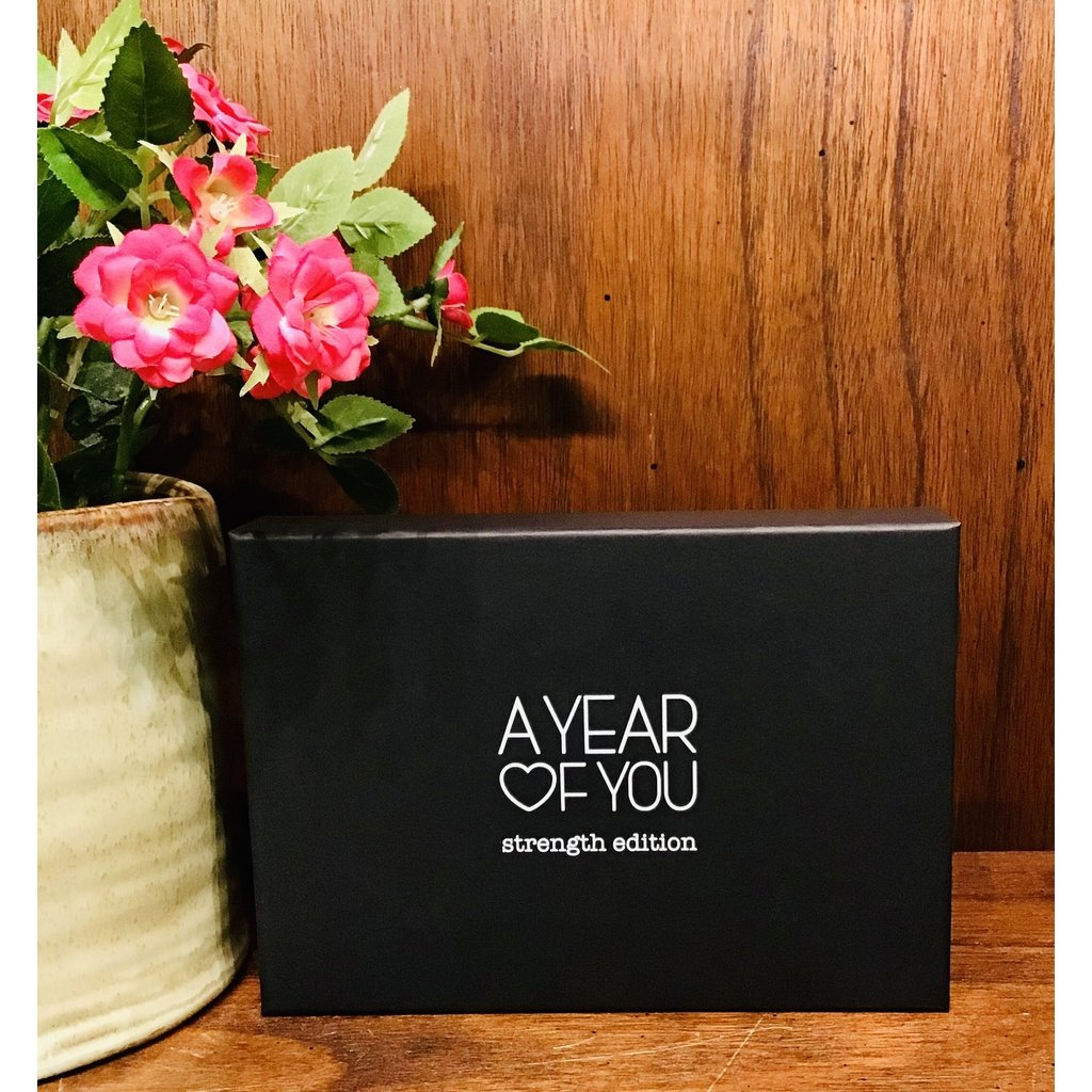 A Year of You - Strength Edition-Nook and Cranny - 2019 REI National Gift Store of the Year