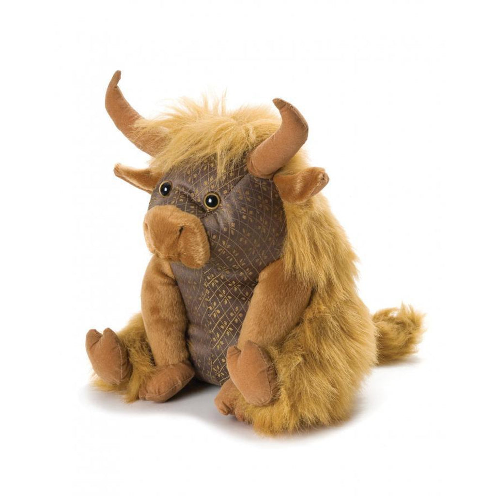 Angus Highland Cow Door Stop-Nook and Cranny - 2019 REI National Gift Store of the Year