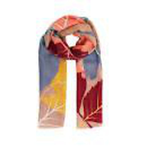 Autumn Leaves Print Scarf-Nook and Cranny - 2019 REI National Gift Store of the Year