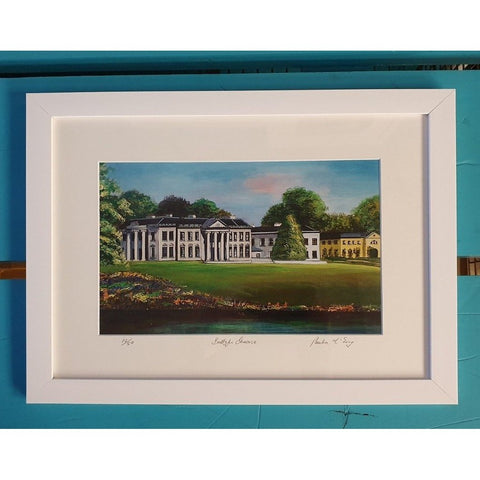 Ballyfin Demesne - Framed Print by Local Laois Artist Pauline McEvoy-Nook and Cranny - 2019 REI National Gift Store of the Year
