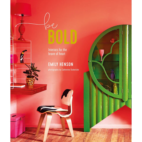 Be Bold - Hardback Book-Nook and Cranny - 2019 REI National Gift Store of the Year