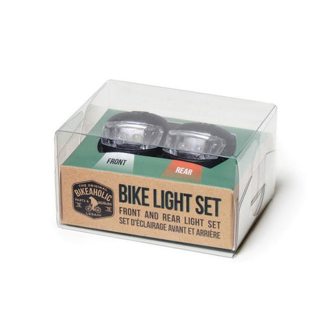 Bike Lights - Set of 2 Led Lights-Nook & Cranny Gift Store-2019 National Gift Store Of The Year-Ireland-Gift Shop