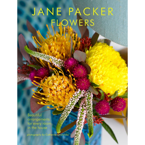 Book - Jane Packer Flowers-Nook and Cranny - 2019 REI National Gift Store of the Year