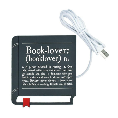 Booklover Warm it up Coaster-Nook and Cranny - 2019 REI National Gift Store of the Year