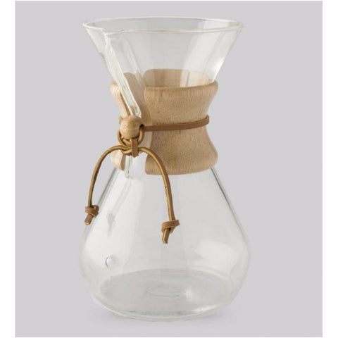 Chemex - 6 Cup coffee maker-Nook & Cranny Gift Store-2019 National Gift Store Of The Year-Ireland-Gift Shop