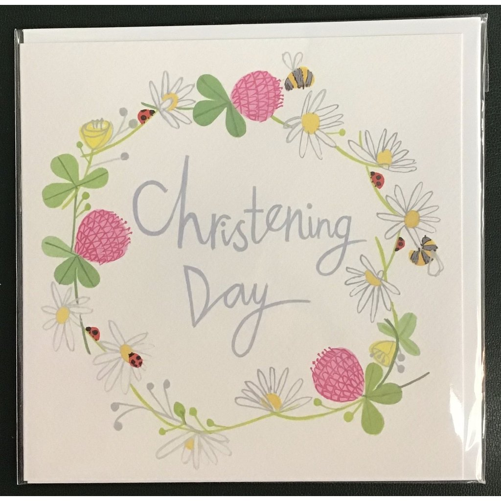 Christening Day - Card-Nook & Cranny Gift Store-2019 National Gift Store Of The Year-Ireland-Gift Shop