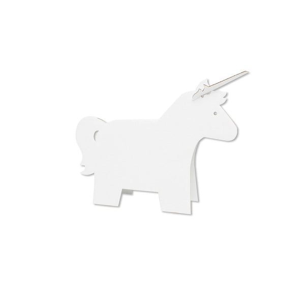Colour-In 3D Unicorns-Nook and Cranny - 2019 REI National Gift Store of the Year