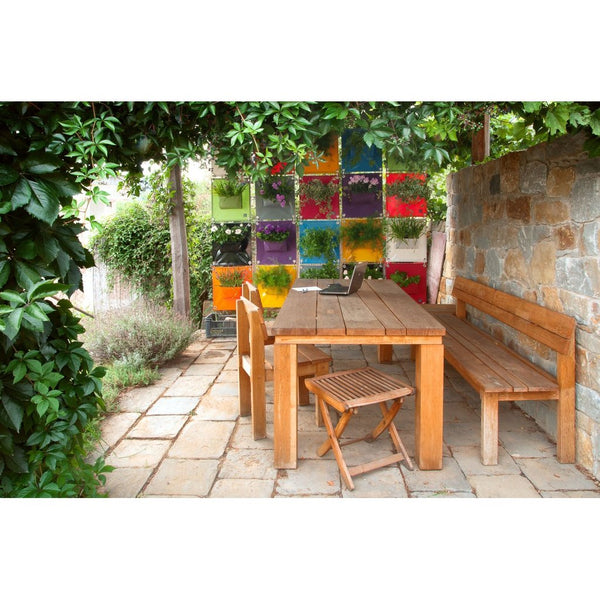 Colourful Planter Pockets - Indoor or Outdoor Use-Nook and Cranny - 2019 REI National Gift Store of the Year