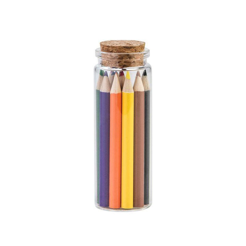 Colourful Potion - 12 Coloured Pencils-Nook and Cranny - 2019 REI National Gift Store of the Year