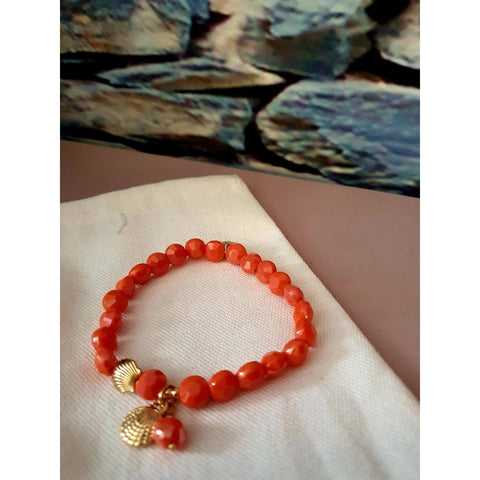 Coral Bracelet-Nook and Cranny - 2019 REI National Gift Store of the Year