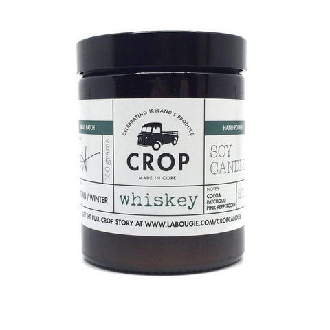 Crop Candles - Whiskey-Nook and Cranny - 2019 REI National Gift Store of the Year