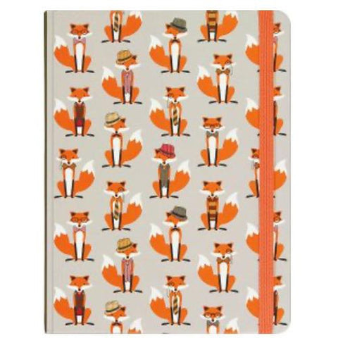 Dapper Fox Journal (Diary, Notebook)-Nook and Cranny - 2019 REI National Gift Store of the Year