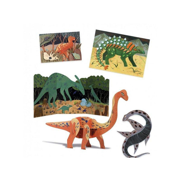 Dinosaur - Multi Activity Set (6 to 10yrs)-Nook and Cranny - 2019 REI National Gift Store of the Year
