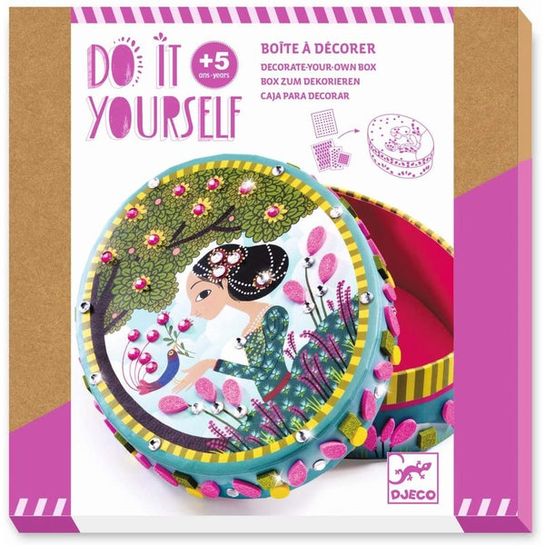 Do it Yourself - Decorate you own box-Nook & Cranny Gift Store-2019 National Gift Store Of The Year-Ireland-Gift Shop