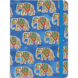 Elephant Parade Journal (Diary, Notebook)-Nook and Cranny - 2019 REI National Gift Store of the Year