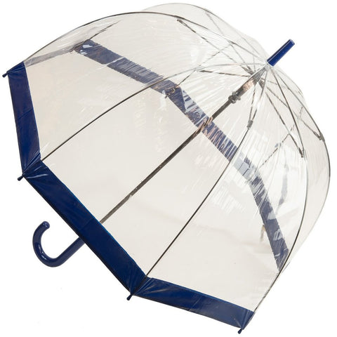 Everyday Birdcage Umbrella - Deep Navy Band-Nook and Cranny - 2019 REI National Gift Store of the Year