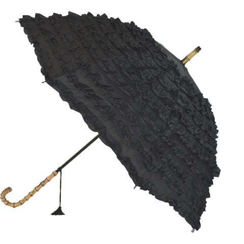 Fifi Black Umbrella-Nook and Cranny - 2019 REI National Gift Store of the Year