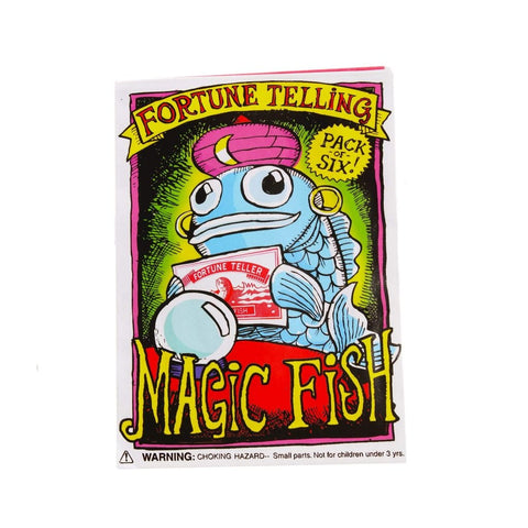Fortune Telling Fish-Nook and Cranny - 2019 REI National Gift Store of the Year