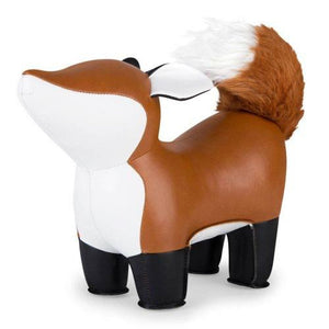 Fox Furry Bookend-Nook and Cranny - 2019 REI National Gift Store of the Year