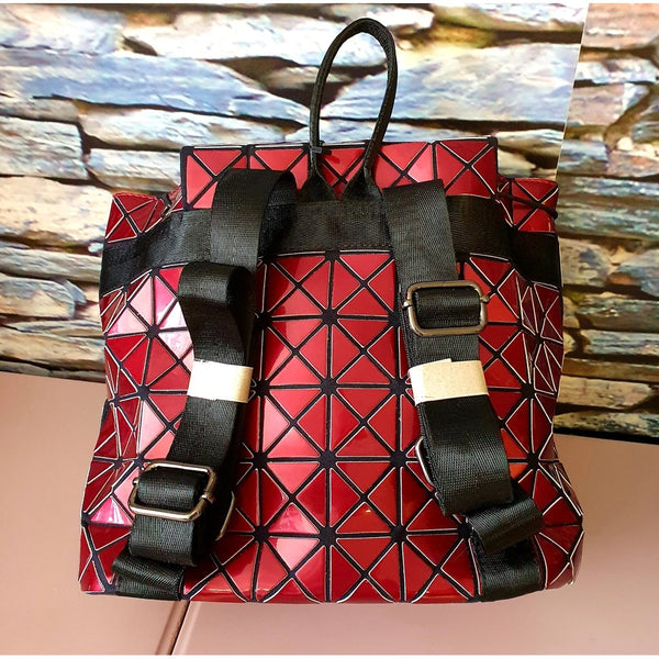 Geo rucksack oxblood - 1025-Nook and Cranny - 2019 REI National Gift Store of the Year
