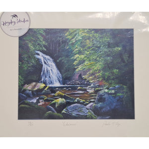 Glenbarrow - Limited Edition Mounted print-Nook & Cranny Gift Store-2019 National Gift Store Of The Year-Ireland-Gift Shop