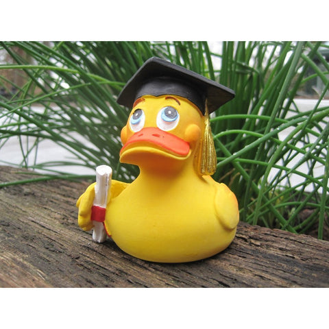 Graduation Rubber Duckie-Nook & Cranny Gift Store-2019 National Gift Store Of The Year-Ireland-Gift Shop