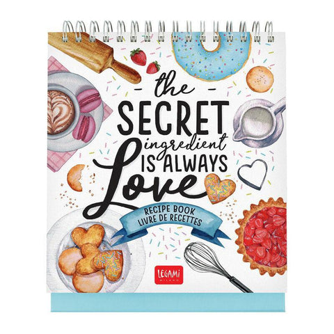 Handy Recipe Book-Nook and Cranny - 2019 REI National Gift Store of the Year